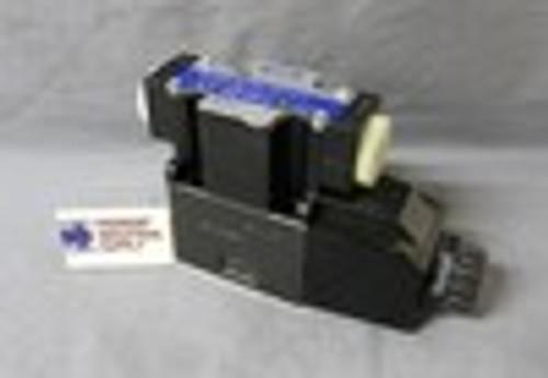 Power Valve USA HD-2B3-G02-LW-B-AC110 D03 hydraulic solenoid valve 4 way 2 position single coil  120/60 VOLT AC