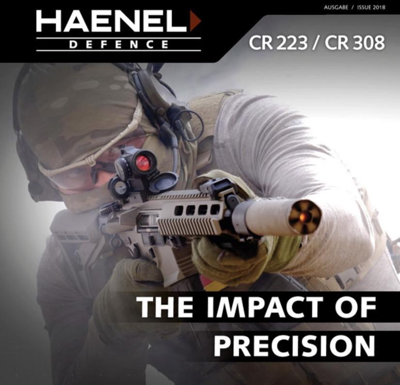 """Meet The Haenel CR223 A.K.A. """"The H&K Killer"""""""