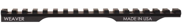 Weaver Extended Picatinny-Style Savage 10 Series Multi-Slot Scope Base - 99495