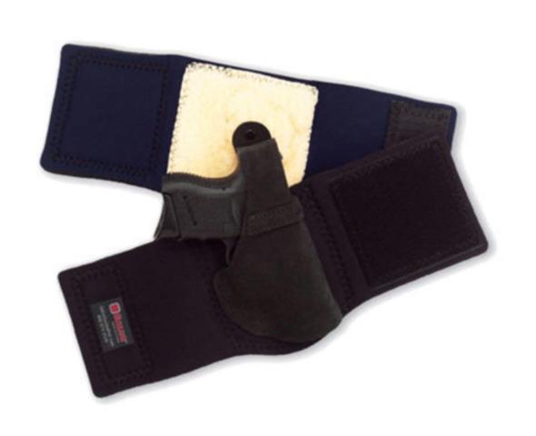 Galco Ankle Lite Kel Tec P3At Black Gun Stock Accessories