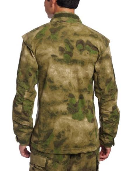 Propper Men's TAC.U Combat Shirt, A-TACS AU Camo, X-Small Regular