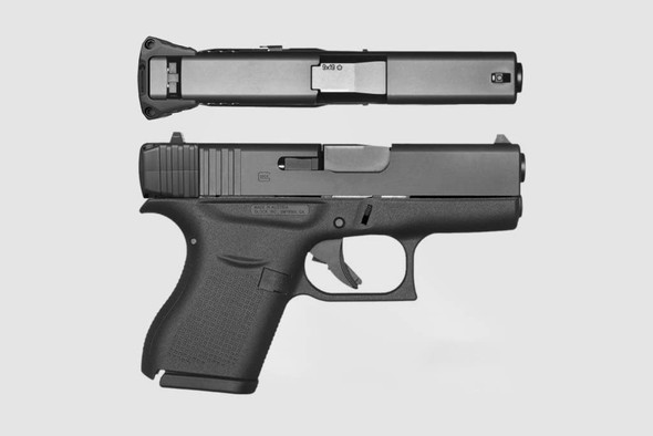 Recover Tactical Glock Double Stack 9mm Charging Handle