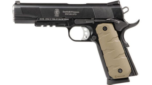 Recover Tactical RG11 RG11 Quick Change Rubber Grips, 1911