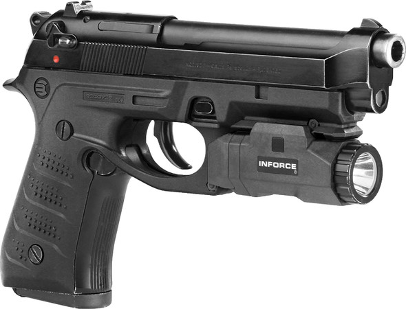 Recover Tactical BC2 Grip & Rail System for Beretta 92 M9 Series