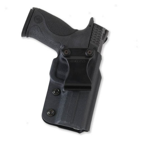 Galco Triton Kydex Inside the Waistband Holster (Black), Glock 23, Left Hand