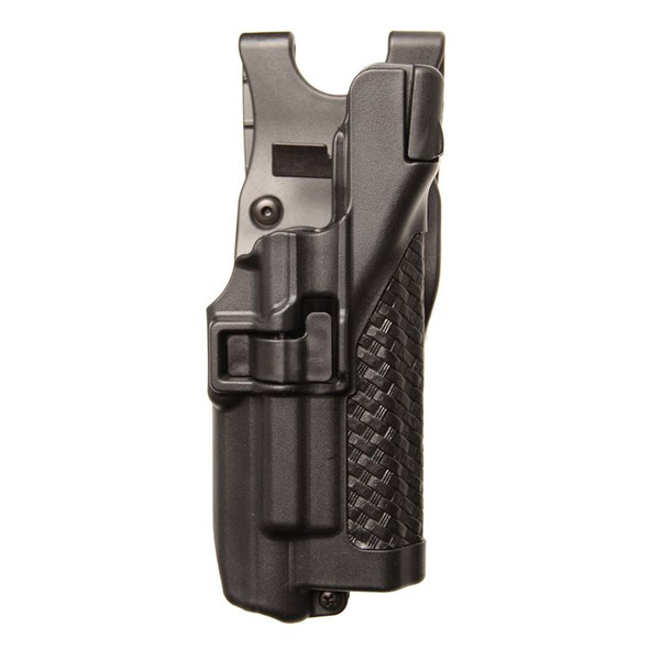 Blackhawk 44H525BW-L Serpa Level 3 Xiphos Duty Basket Weave S&W M&P Sig Pistol W/Without Thumb Safety - HOLSTER ONLY
