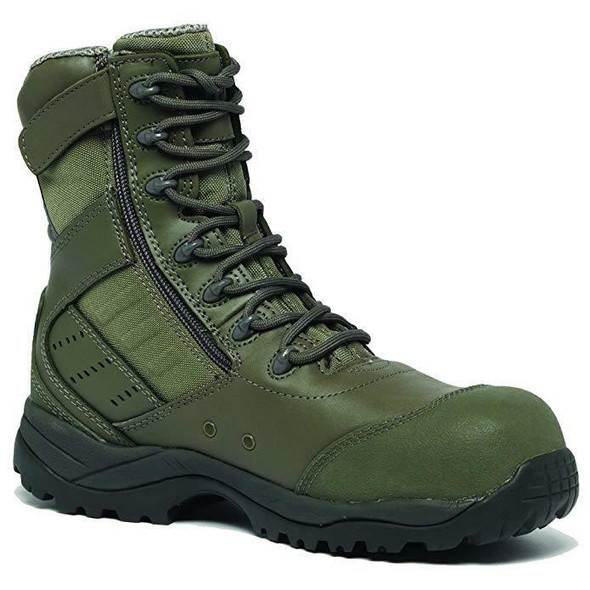 Belleville Boots Tactical Research TR636Z CT Maintainer USAF Composite Toe Zipper Boot (3M)