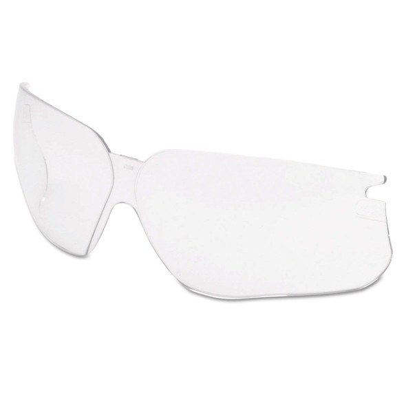 UVXS6900 Replacement Lens, Ultra-Dura HC Clear, for Uvex Genesis Safety Glasses