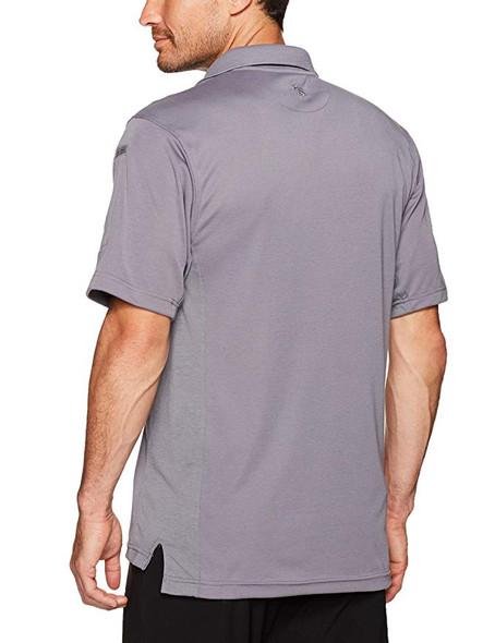 Tru-Spec Polo Shirt, 24-7 Dri-Release P/C Jersey, Steel Grey