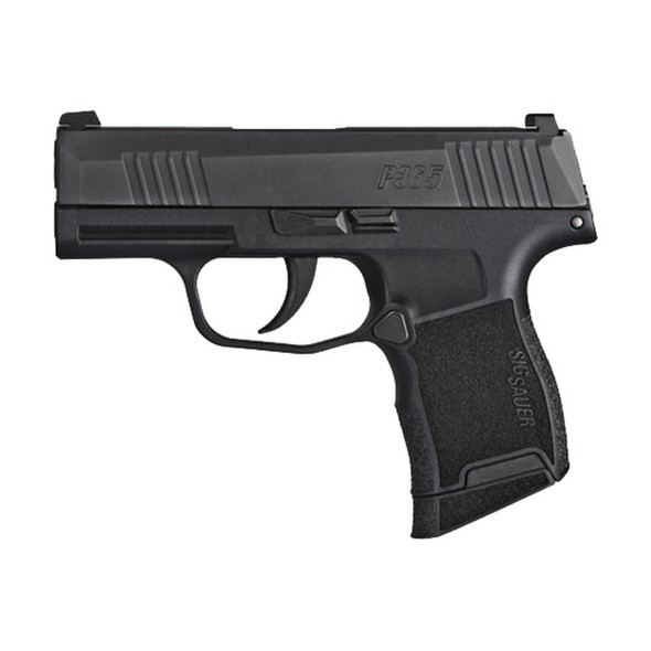 Sig Sauer P365 9mm Handgun with Night Sights - 365-9-BXR3