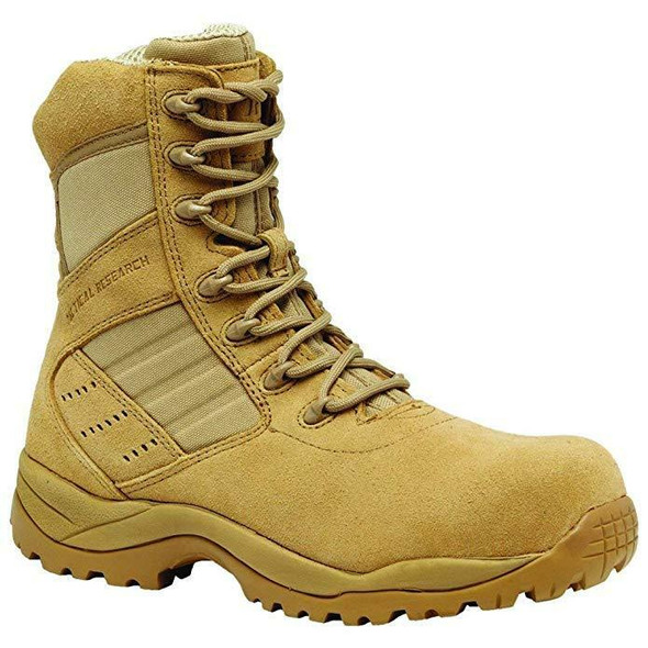 Belleville Tactical Research Guardian Hot Weather Light Composite Toe Boot Tan