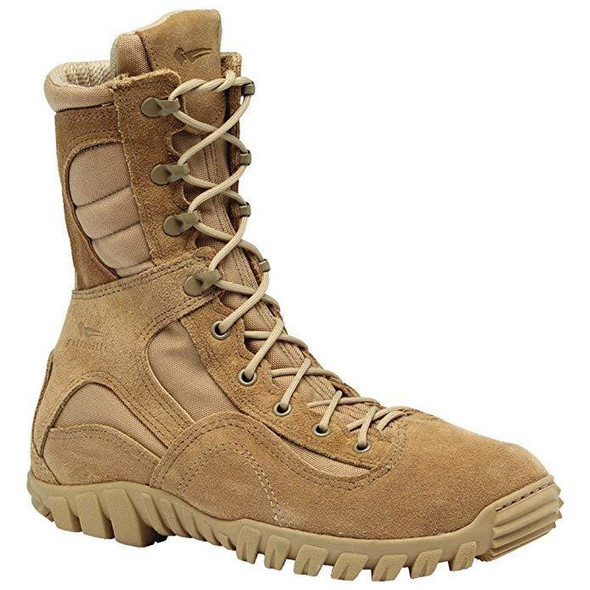 Belleville 333 Sabre Desert Tan Hot Weather Hybrid Assault Boot