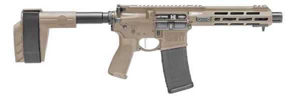 Saint® Victor 5.56 Ar-15 Pistol – Desert Fde