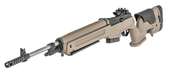 M1A™ LOADED PRECISION Creedmoor Rifle 6.5 Cm. Desert FDE