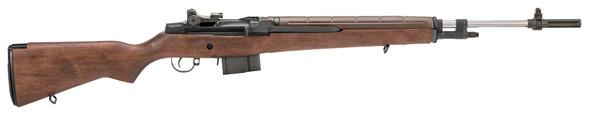 M1A™ NATIONAL MATCH Rifle  W , Stainless Barrel .308 Walnut
