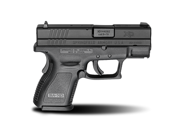 Defend Your Legacy Series Xd® 3″ Sub-Compact 9mm Handgun