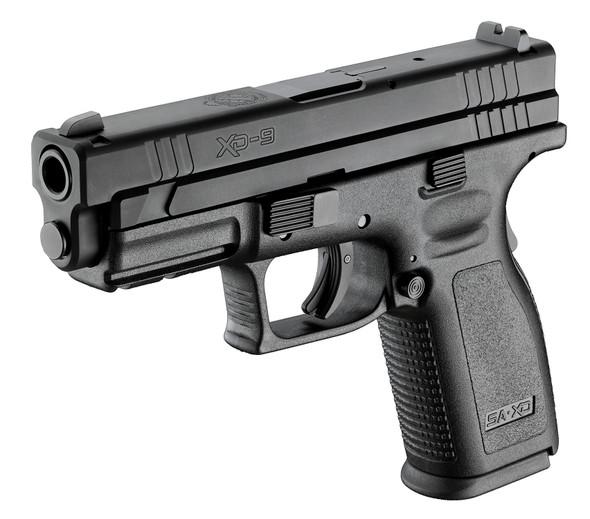 Defend Your Legacy Series Xd® 4″ Service Model 9mm Handgun