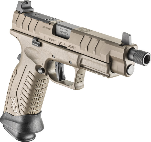 Xd-M® Elite 4.5″ Osp™ Threaded 9mm Handgun – Desert Fde