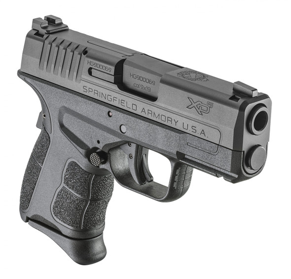 Xd-S Mod.2® 3.3″ Single Stack 9mm Handgun W/ Tritium Sight