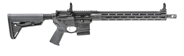 Saint® Victor AR-15 Rifle, Low Capacity 5.56 Tactical Gray