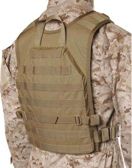 Blackhawk Lightweight Commando Recon Back Panel, MultiCam - 37CL8