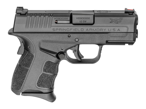 Xd-S Mod.2® 3.3″ Single Stack .40 Sw Handgun W/ Fiber Optic Sight