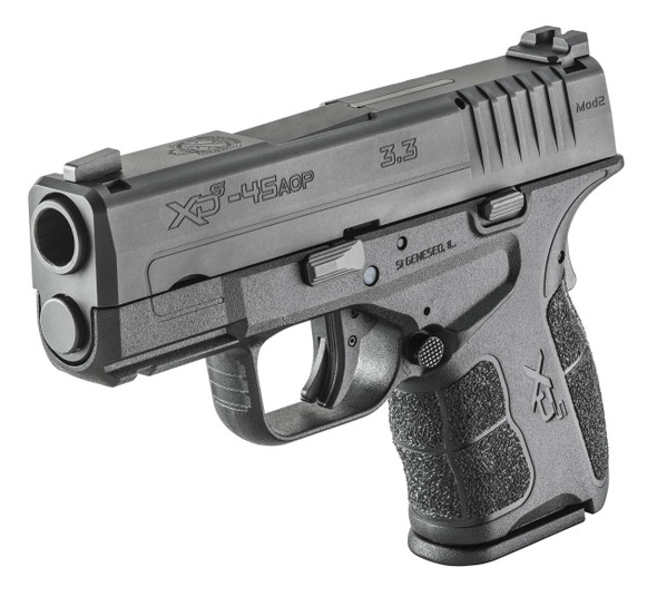 Xd-S Mod.2® 3.3″ Single Stack .45 Acp Handgun W/ Tritium Sight
