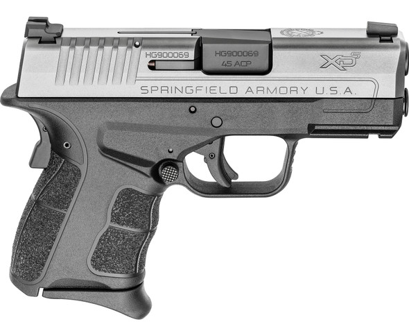 Xd-S Mod.2® 3.3″ Single Stack .45 Acp Handgun W/ Tritium Sight – Stainless
