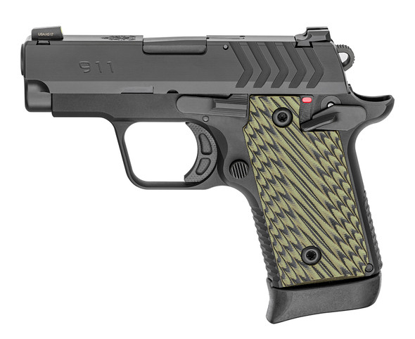 911 2.7″ .380 Acp Handgun – Nitride