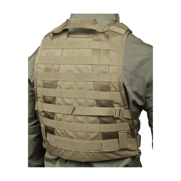 BlackHawk S.T.R.I.K.E. Commando Recon Chest Harness Back Panel - 37CL41