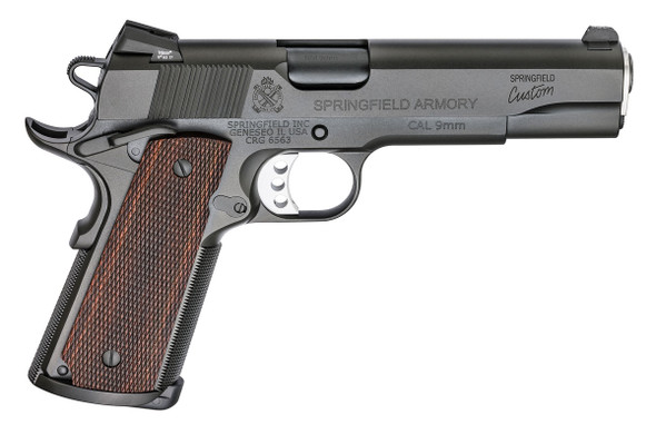 1911 Professional HANDGUN 9mm, Black