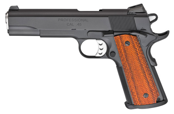 1911 Professional Handgun .45 ACP Black