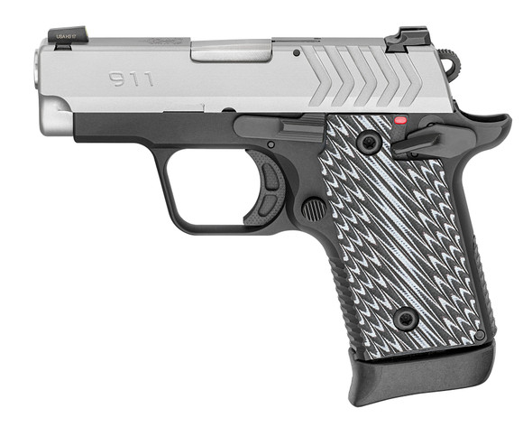 911 2.7″ .380 Acp Handgun – Stainless