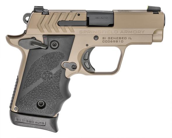911 2.7″ .380 Acp Handgun – Desert Fde