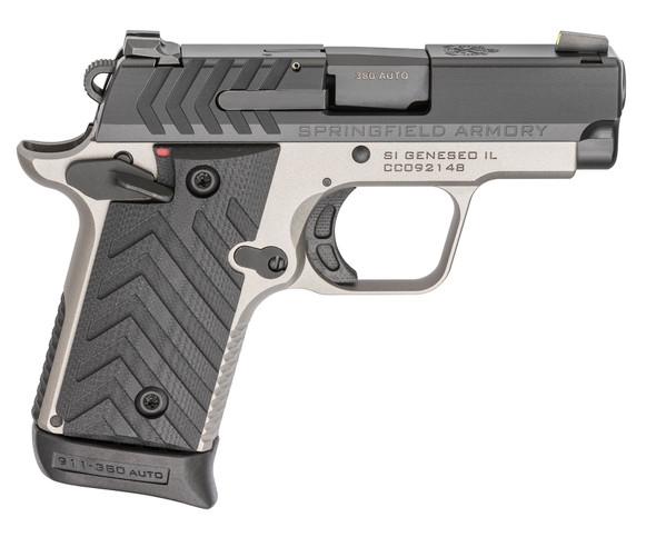 911 2.7″ .380 Acp Handgun – Titanium/Nitride