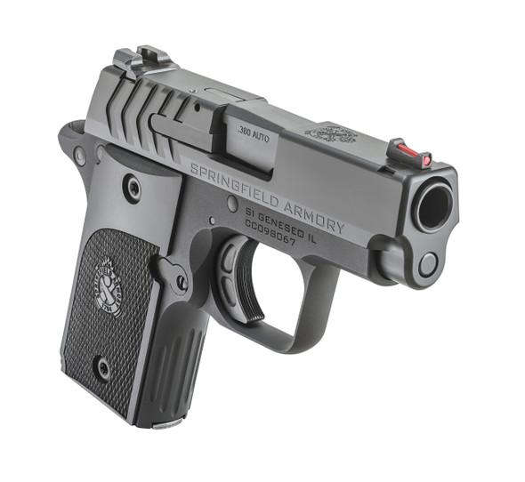 911 2.7″ Alpha .380 Acp Handgun – Nitride