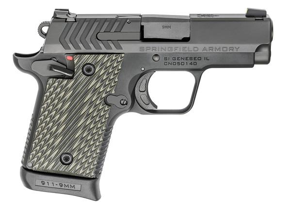911 3″ 9mm Handgun – Nitride