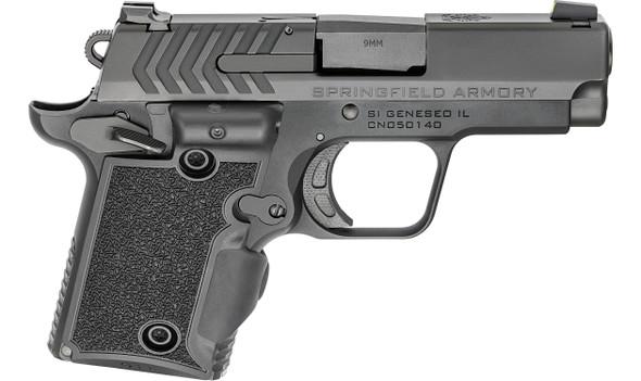 911 3″ 9mm Handgun W/ Viridian® Grip Laser – Nitride