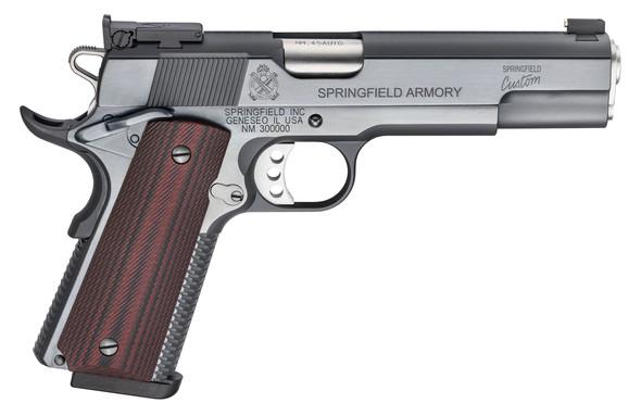 1911 Distinguished Classic Handgun .45 ACP Black