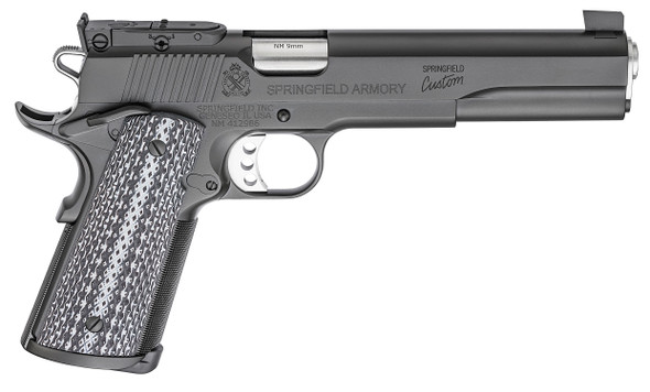 1911 PPC Distinguished Handgun .45 ACP Black