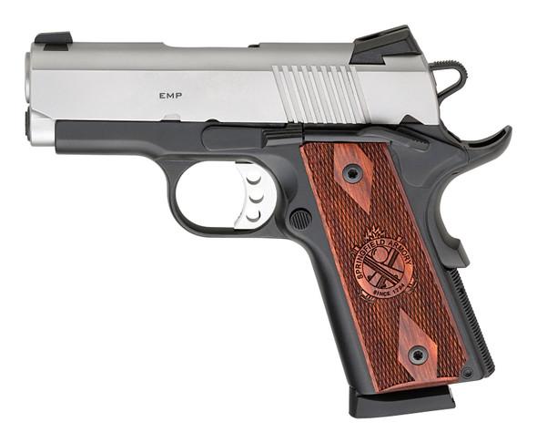 1911 Emp® 9mm Handgun – Stainless