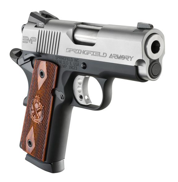 1911 Emp® 9mm Handgun – Stainless, CA Compliant