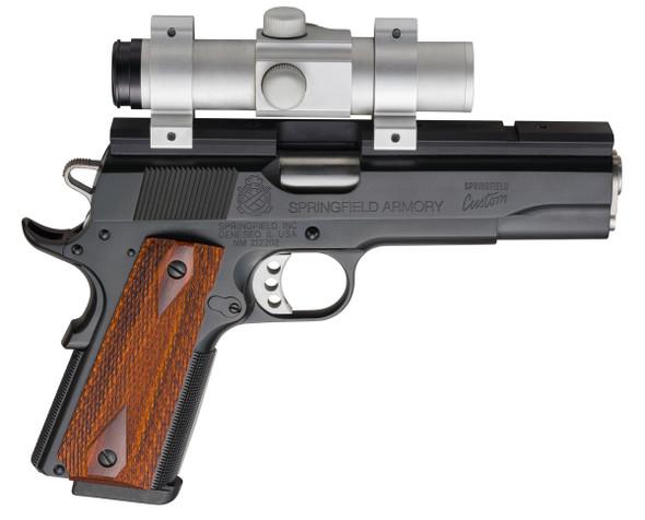 """1911 Bullseye Wadcutter Handgun .45 ACP Black"