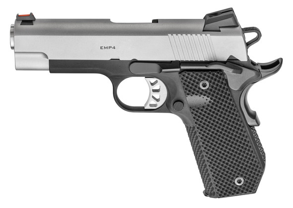1911 Emp® Champion™ Concealed Carry Contour 9mm Handgun – Stainless