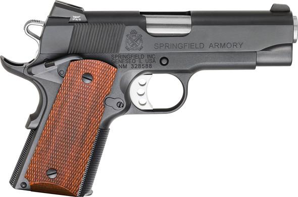 1911 Compact Carry Handgun 9MM Black