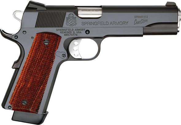 1911 Custom Carry Handgun .45 ACP Black