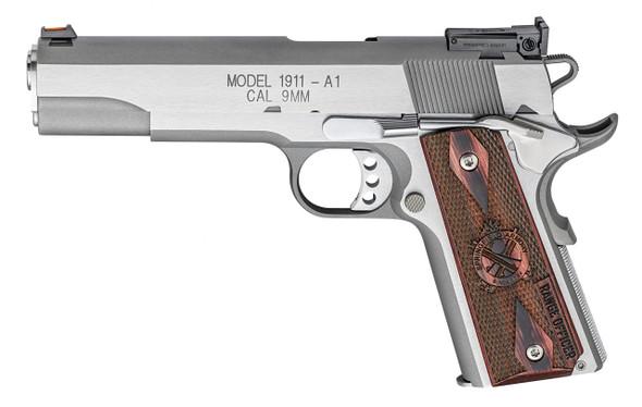 1911 Range Officer® Target 9mm Handgun – Stainless