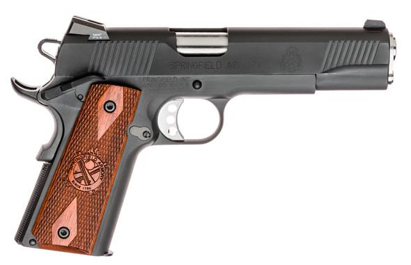 1911 Loaded .45 Acp Handgun, CA Compliant