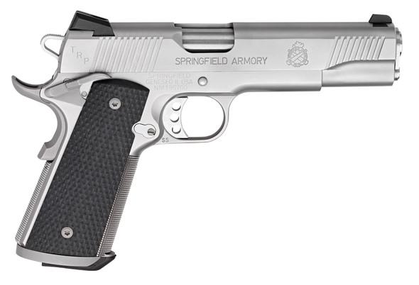 1911 Trp™ .45 Acp Handgun – Stainless, CA Compliant