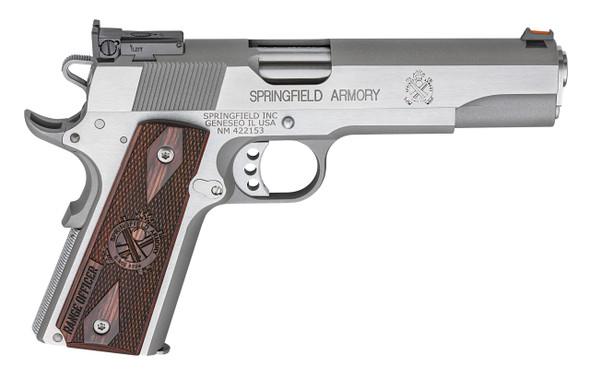 1911 Range Officer® Target .45 Acp Handgun – Stainless